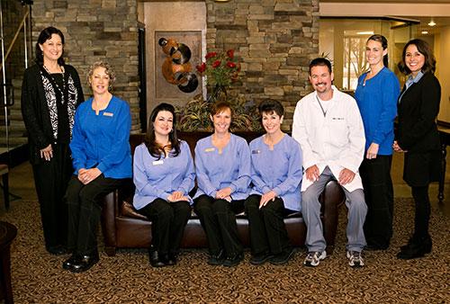 Centennial Dental Group staff
