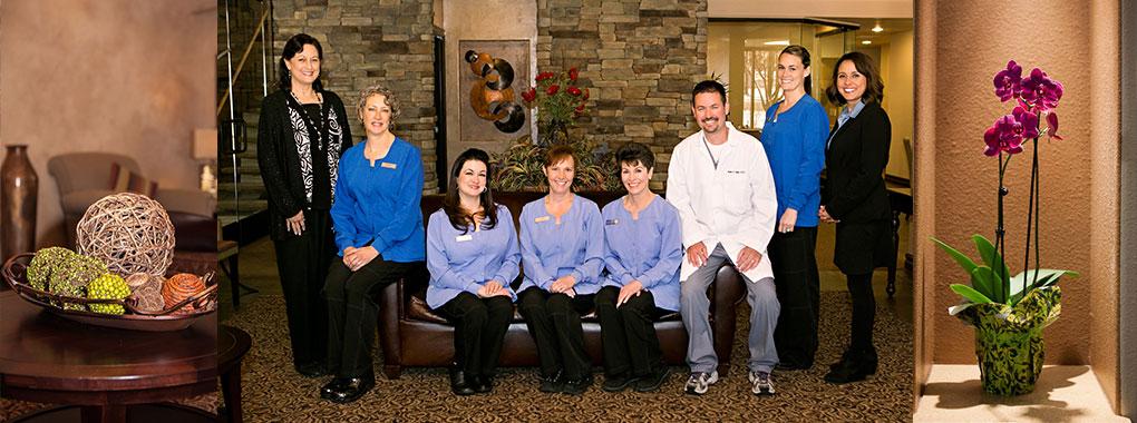 Centennial Dental Group office staff